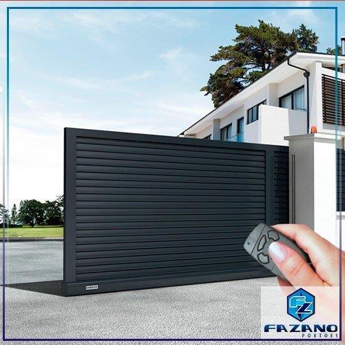 Conserto de portão de garagem