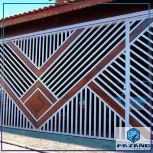 Portões automáticos Butantã